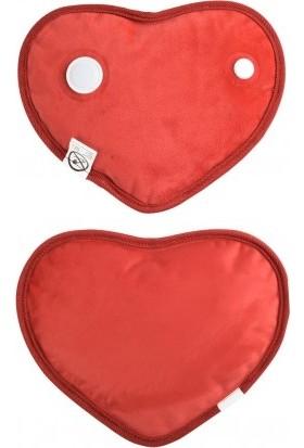 Hometech Kalpli Elektrikli Sarjlı Sıcak Su Torbası Kırmızı