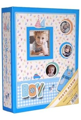 Prs 10X15 200 Lük Bebek Pencereli Fotoğraf Albümü 46200-3
