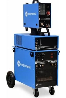 Magmaweld Oerlikon Sulu Rs 400 Mw-5 400A Gazaltı Kaynak Makinesi
