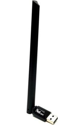 Next YE-7601-A USB Çubuk Wifi Anten Next 64 Uyumlu