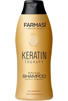 Farmasi Keratin Therapy Onarıcı Şampuan 400 ML-1108180