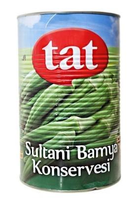 Tat Sultani Bamya Konservesi 3950 gr