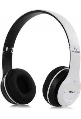 Auris P47 Wireless Sd Kart Destekli Bluetooth 5.0 Kulak Üstü Kulaklık