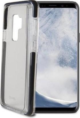 Celly Hexagon Samsung Galaxy S9 Plus Siyah Kılıf