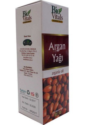 Bio Vitals Argan Yağı 50 ml