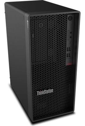 Lenovo ThinkStation P340 Intel Core i9 10900K 32GB 1TB + 1TB SSD SSD P2200 Windows 10 Pro Masaüstü Bilgisayar 30DH00H8TX02