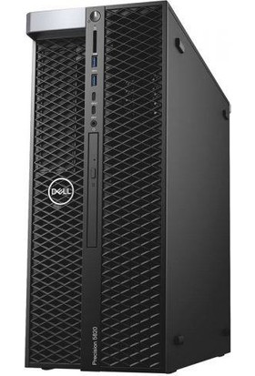 Dell Precision T5820 Intel Xeon W2123 8GB 1TB + 512 SSD WX5100 Freedos Masaüstü Bilgisayar T5820T17396A
