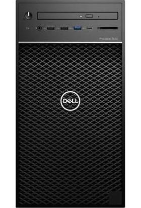 Dell Precision T3630 Intel Xeon E2236 32GB 256GB SSD P2200 Windows 10 Pro Masaüstü Bilgisayar T3630T26480B