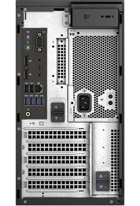 Dell Precision T3630 Intel Xeon E2236 16GB 1TB + 512GB SSD P2200 Windows 10 Pro Masaüstü Bilgisayar T3630T76480G
