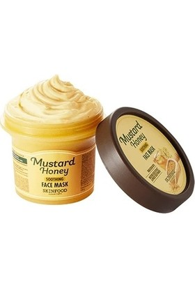 Skinfood Mustard Honey Soothing Face Mask