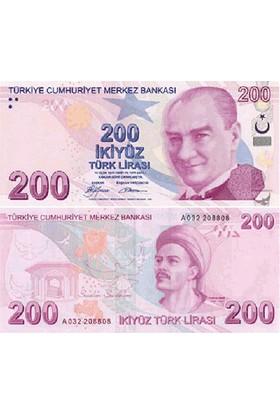 Kumpazar Şaka Parası - 100 Adet 200 Tl