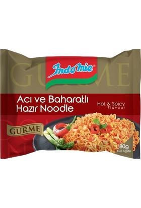 Indomie Gurme Acı ve Baharatlı Hazır Noodle