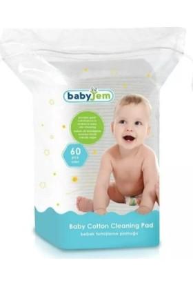 Babyjem Bebek Temizleme Pamuğu