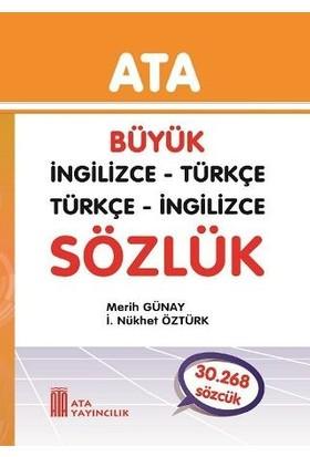 Büyük Türkçe - İngilizce Sözlük