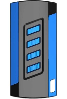 Kontal Rolan Serisi 4 Kanallı Değişken Kodlu Uzaktan Kumanda (433 Mhz Rolling Code)
