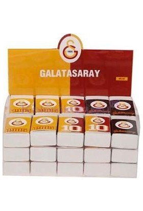 Hakan Galatasaray Standart Silgi 30'lu 75222