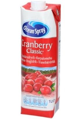 Ocean Spray Cranberry Juice (Kızılcık Suyu) 1 Lt