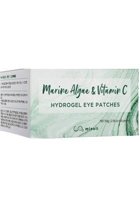 Misoli Yosun ve Vitamin C Içeren Göz Maskesi 30 Kullanımlık