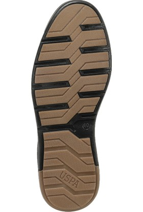 U.S. Polo Assn. Launa Siyah Erkek Ayakkabı
