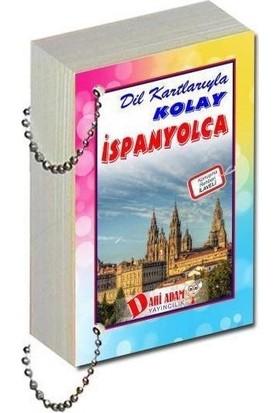 Dahi Adam Yayıncılık İspanyolca Dil Kartları