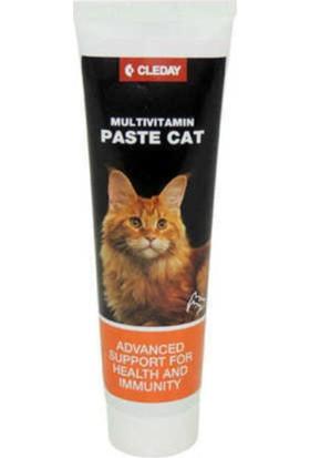 Cleday Anti Hairball Paste Kedi Malt Macunu 100 gr