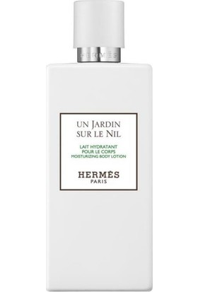 Hermes Un Jardın Sur Le Nıl Body Lotion 200 ml