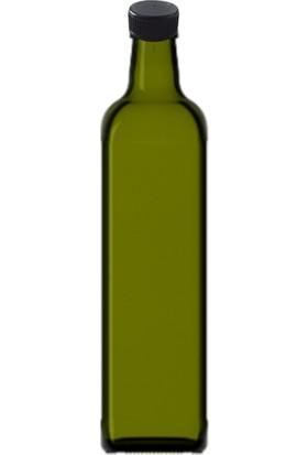 Şişecam 35 Adet Marasca 750CC Cam Şişe Kapaklı Şarap Yağ Şişesi Zeytin Yeşili 120575