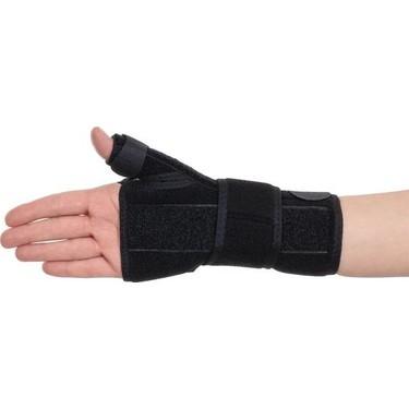 steps basparmak destekli el bilek splinti