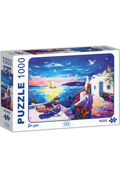 Ca Games Huzur 1000 Parça Puzzle