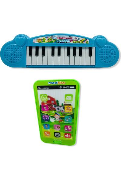Medska İlk Telefonum & Piyano