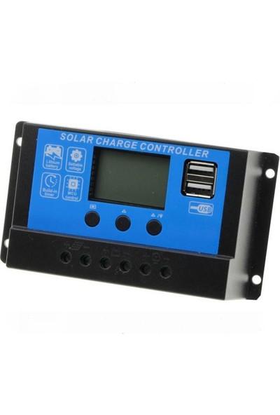 Spv 30 Amper 12V/24V Solar Şarj Kontrol Cihazı / Regülatör