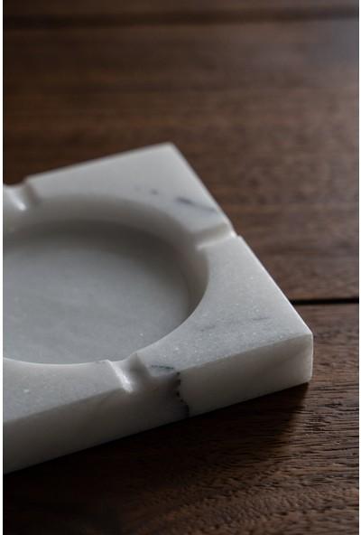 Voodo Concept Milas Pearl Mermer Kül Tablası