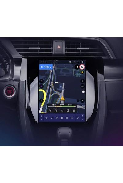 Nicsy Honda Civic Tesla 2016 Multimedya Gps Dokunmatik EKRAN2+32GB