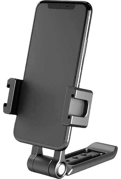 Ulanzi St-16 Yatay ve Dikey Metal Telefon Standı