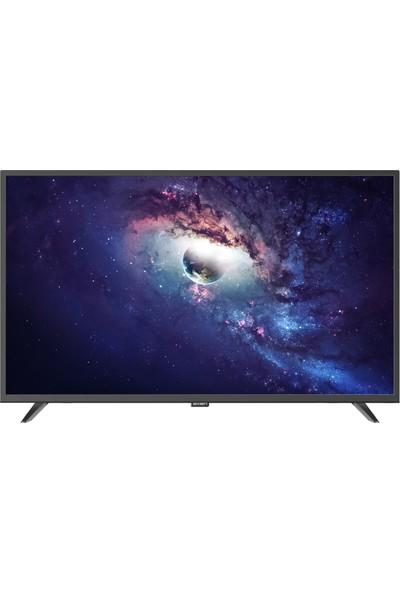 """Axen AX39HDAL04 39"""" 98 Ekran Uydu Alıcılı LED TV"""