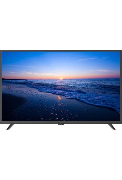 """Axen AX39HDAL13 39"""" 98 Ekran Uydu Alıcılı Android Smart LED TV"""