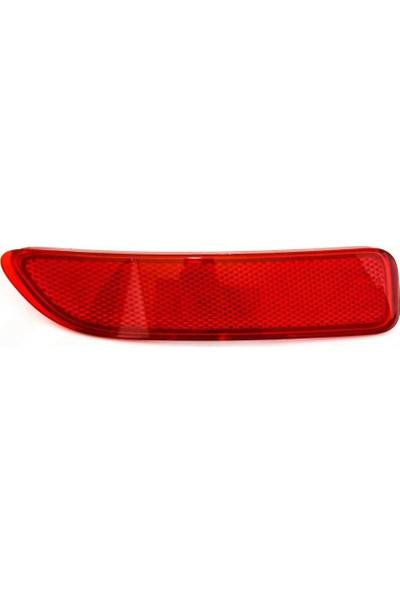 Otozet Dacia Lodgy Arka Tampon Reflektörü 8200751779 - 8200751778 Sağ Taraf