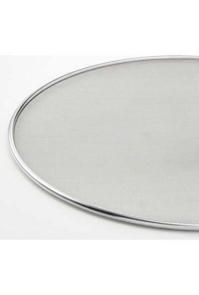 Ikea Klockren Kulplu Yağ Sıçratmaz Paslanmaz Çelik 34 Cm.