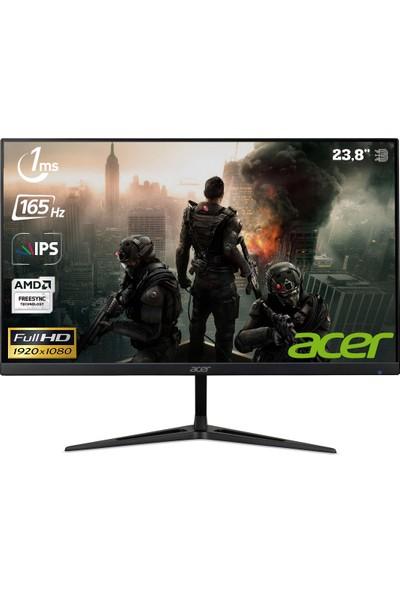 "Acer Nıtro RG241YP 23.8"" 165Hz 1ms (2xHDMI+Display) FreeSync Full HD IPS LED Monitör UM.QR1EE.P01"