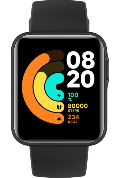 Xiaomi Mi Watch Lite Akıllı Saat - Black