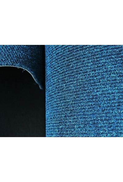 Desibel Akustik Kauçuk Tabanlı Akustik Halı Mavi 6 mm