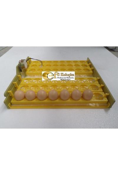 Efe Kuluçka Makineleri 48 Tavuk Yumurta Viyol 1-240 Rpm Motor Dahil
