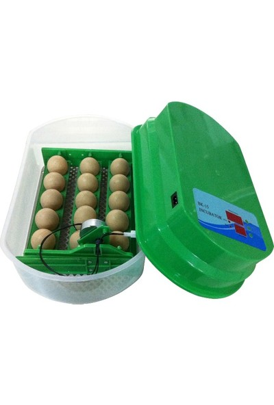Efe Kuluçka Makineleri 15 Tavuk Yumurta Kuluçka Makinesi