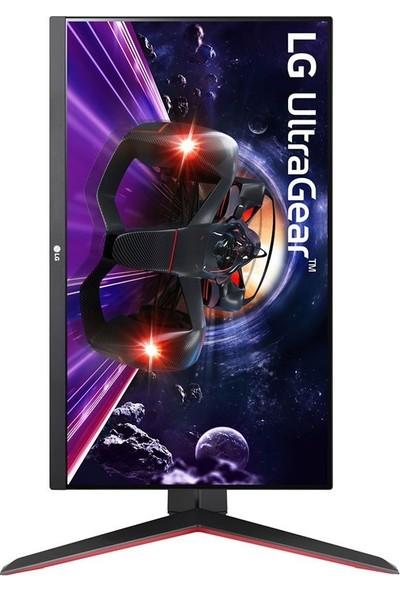 "LG 24GN650-B 23.8"" 144Hz 1ms (HDMI+Display) Full HD FreeSync IPS Monitör"