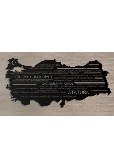 Yücecengiz Metal Atatürk Sözleri