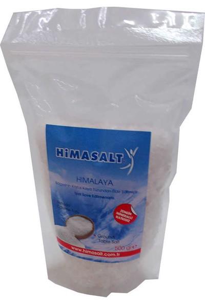 Himasalt Himalaya Kristal Çakıl Kaya Tuzu 500 gr