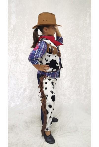 Batm Kostüm Kovboy Kostümü