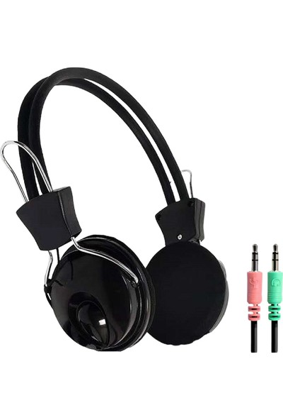 Kubite T-808 Mikrofonlu Kulak Üstü Kulaklık