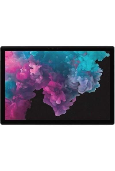 "Microsoft Surface Pro 6 Intel Core i5 8250U 8GB 256GB SSD Windows 10 Home 12.3"" FHD Ikisi Bir Arada Bilgisayar KJT-00006 + İngilizce Q Klavye FMM-00007"