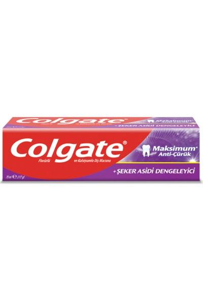 Colgate Şeker Asidi Dengeleyici Diş Macunu 75 ml